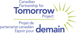 Canadian Partnership for Tomorrow Project logo